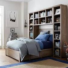 storage beds pbteen
