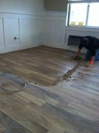 wood floor vs ceramic wood look tiles