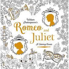 coloring juliet romeo juliet shakespeare coloring