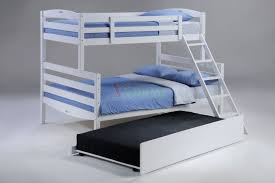 White Bunk Bed With Trundle Bunk Bed Bunk Bed And Day Sesame Bunk