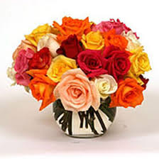 Global Roses Gorgeous Rainbow Roses Wedding Centerpieces Global Rose