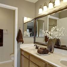 Bronze Bathroom Mirror Bronze Bathroom Mirrors Frame For Bathroom Mirror