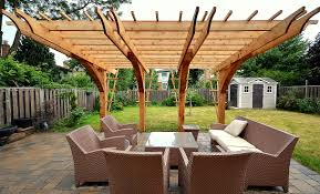 pergola design magnificent porch arbor designs large wooden