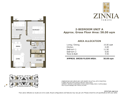 Absolute Towers Floor Plans by Zinnia Towers Dmci Condo Reservation