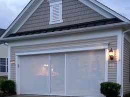 Garage Door Conversion To Patio Door Garage Screens