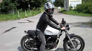 cafe racer honda vt500 ascot on cafe images tractor service and