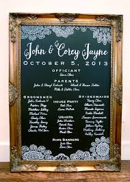 wedding program sign 1000 ideas about wedding program sign on wedding
