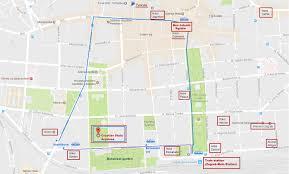 Zagreb Map Dmw 2017