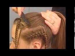celtic warrior hair braids warrior braid braidesnstyles youtube
