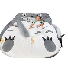 Double Sofa Bed Mattress by Com My Neighbor Totoro Sleeping Bag Sofa Bed Twin Bed Double Bed