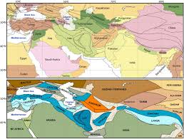 the lower palaeozoic palaeogeographical evolution of the