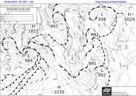 Synoptic Weather Map Definition Igloo Information U0026 Links