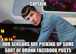 Facebook Post Meme - creating your brand life in the realm of fantasy