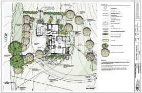 site plan whole systems design selected projects house site plan