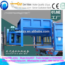 dry cement mortar mixer wall putty powder mixer chemical paint dry