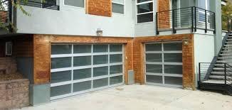 garage glass doors clopay avante collection garage doors with stott