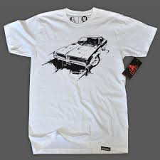 dodge charger clothing irok dodge charger t shirt white