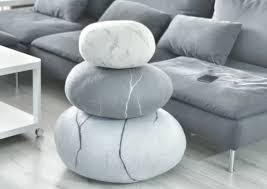 Ottoman Pillows Floor Pillows Pouf Ottoman Floor Cushions Felted Wool