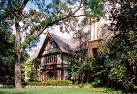 Tudor Design Dallas Eclectic Architecture