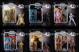 star wars 40th anniversary actionfiguresdaily com