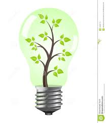 light bulb with tree royalty free stock photo image 24669775