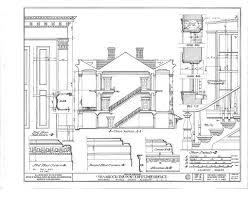 Victorian Homes Floor Plans Deupree U0027s Historic Homes Porterfield Vicksburg U2013 Preservation In