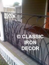 interior rails and stair railing classic iron decor inc