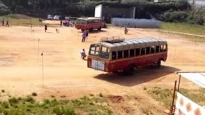 police jeep kerala h test for heavy driver kerala psc youtube