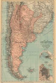 Google Maps Argentina File Map Of Argentina And Adjoining States Uk 1900s Pg 40069 Jpg