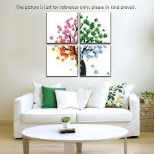 Home Decor Patterns Aliexpress Com Buy Diy Seasons Trees 14ct Cross Stitch Patterns
