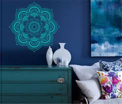 Wall Decals Mandala Ornament Indian by Wall Sticker Picture More Detailed Picture About Mandala Menhdi
