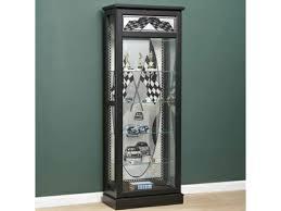 Glass Display Cabinet Craigslist Saw It On Craigslist Nascar Curio Cabinet Romeoville Il Patch