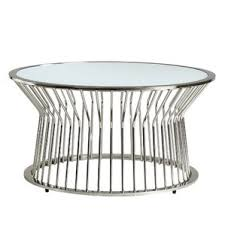 Metal And Glass Coffee Table Modern Glass Coffee Tables Allmodern