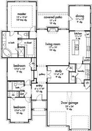 215 Square Feet House Plan 79275 Narrow Lot Traditional Plan With 1311 Sq Ft