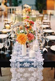 wedding table runners uk 6353