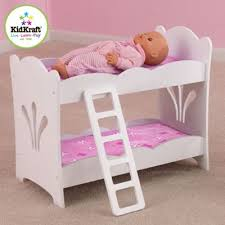 Buy KidKraft Lil Doll Bunk Bed From Our Dolls Furniture Range - Dolls bunk bed