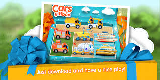 in gift cars in gift box app 4 kids android apps on play