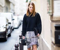 sweater skirt instant 8 easy sweater and skirt combinations for fall