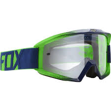 motocross goggles clearance fox racing 2016 main mx goggles navy green clear available at