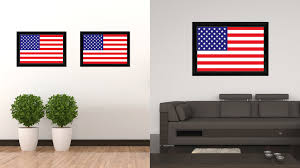 usa country flag home decor office wall art collection livingroom