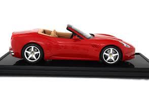 Ferrari California Convertible - ferrari california 2008 scale model cars