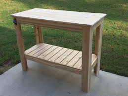 Making Wooden End Tables by Best 25 Build A Table Ideas On Pinterest Diy Table Coffee