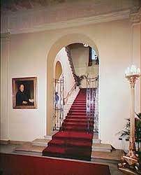 White House Interior Pictures Grand Staircase White House Wikipedia