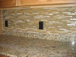 Tumbled Slate Backsplash by Kitchen Backsplash Tiles Tile With Granite Countertops Design