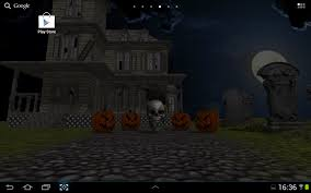 3d halloween live wallpaper free app ranking and store data app