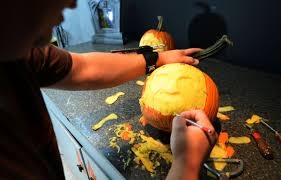 local man carving up fame on food network u0027s u0027halloween wars u0027 the
