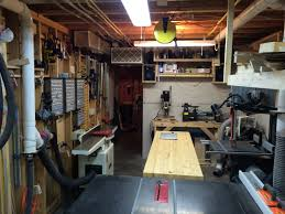 john u0027s basement workshop the wood whisperer