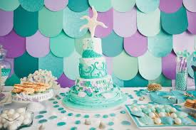 Under The Sea Decoration Ideas Kara U0027s Party Ideas Adorable Under The Sea 1st Birthday Party Via