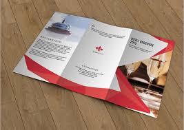 hotel brochure design templates 12 hotel brochure sle exle format