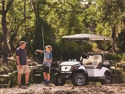 personal adventurer sport 2 2 yamaha golf car